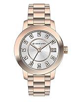 Giordano Analog White Dial Women's Watch - 2700-55