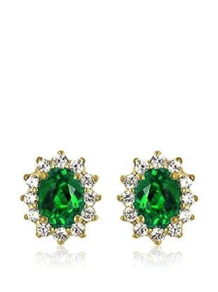 Tous mes bijoux Ohrringe 18 Karat (750) Gelbgold