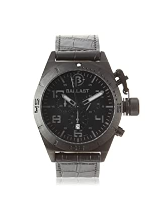 Ballast Men's BL-3121-08 Amphion Black/Black Stainless Steel Watch