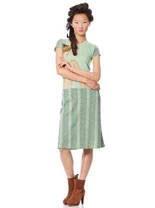Custo Vestido Spot (Verde)