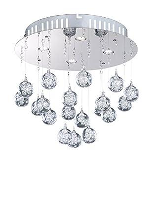 WOFI Deckenlampe LED Glam chrom