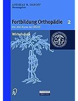 Wirbelsäule (Fortbildung Orthopädie - Traumatologie)