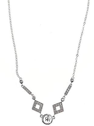 Cerruti Collar R42154Z plateado