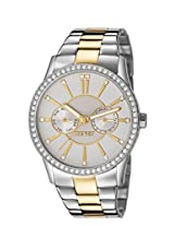 Esprit SS-2014 Analog White Dial Women's Watch - ES106122009
