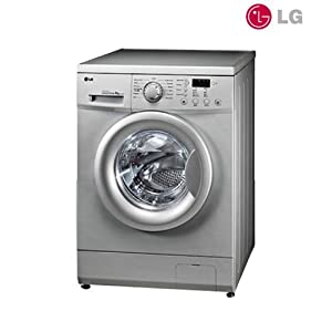 LG 7 kg F1256QDP5 Front Loading Fully Automatic Washing Machine