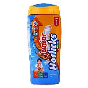 Horlicks - Junior Nutrlents For Weight Gain 500g Jar