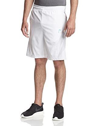 HEAD Men's Mixed Doubles Short (Stark White)