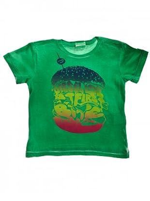 Diesel Kid T-Shirt Trampy (grün/fuchsia/gelb/blau)