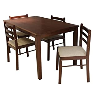 RN-DT 303 - 4 SEATER DINING SET