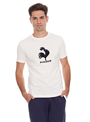 Le Coq Camiseta Old School Rooster Blanco XL