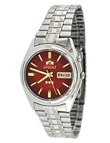 Orient #BEM6Q002H Men's Tri Star Standard Self Winding Automatic Watch