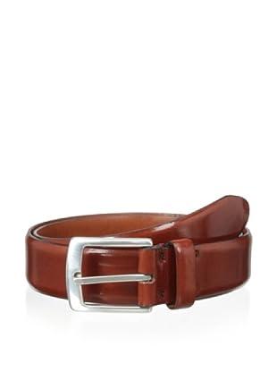 Bosca Men's Heritage Belt (Cognac)