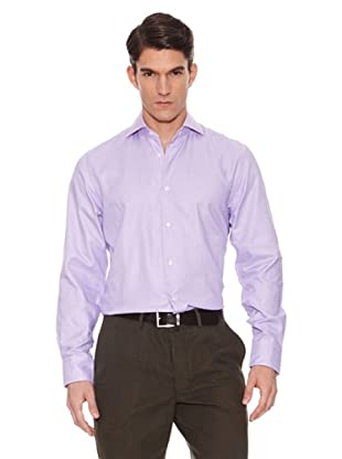 Hackett Camisa Cuadros (Lila)