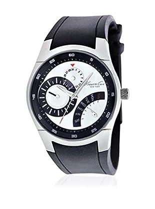 Kenneth Cole Reloj de cuarzo Man IKC1907 PLATEADA