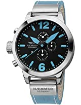 Haemmer Azzuro Mens Watch - HC-36