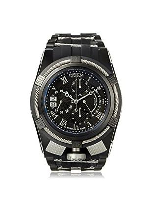 Invicta Men's 12675 Bolt Black/Grey Polyurethane Watch