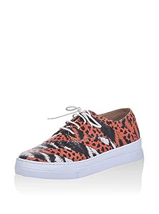 Los Ojo Sneaker Orangy
