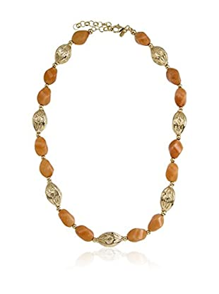 ETRUSCA Halskette 46 cm goldfarben