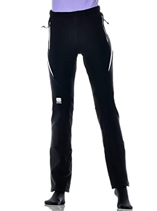 Sportful Pantalón Crosscountry Taos (Negro / Blanco)