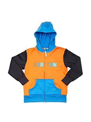 Burton Boys Sudadera Fleece Argon (Naranja)