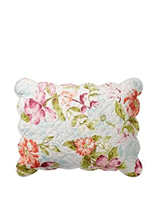 Color Blooms Standard Sham, Multi