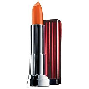 Maybelline New York Color Sensational Vivids Lipcolor - Electric Orange - 0.15 Ounce