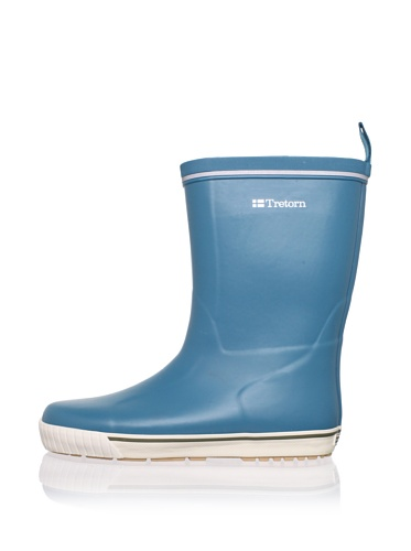 Tretorn Women's Skerry Rain Boot (Ocean Depths)