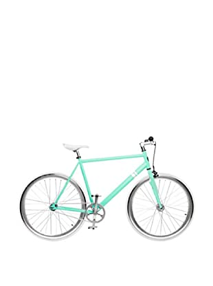 Solé Bicycle Company The Manhappenin (Green/Silver)