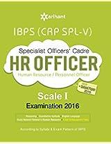 IBPS (CRP SPL-V)  Specialist Officer  HR OFFICER 2016 Study Guide