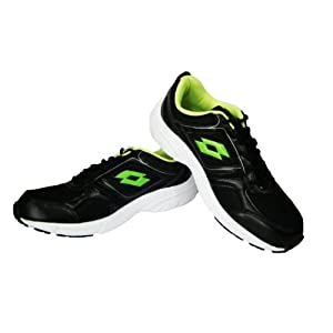 Lotto Imperia (Black) Running Shoes