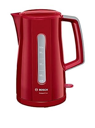 Bosch Hervidor de Agua TWK3A014 Rojo