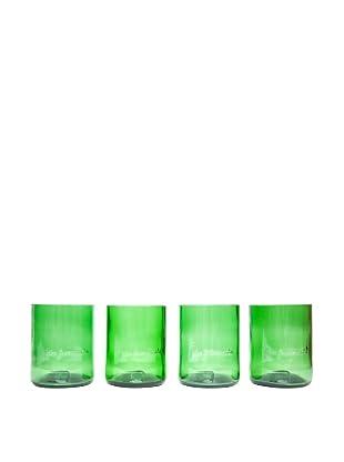 Set of 4 Jameson Whiskey Rocks Glasses