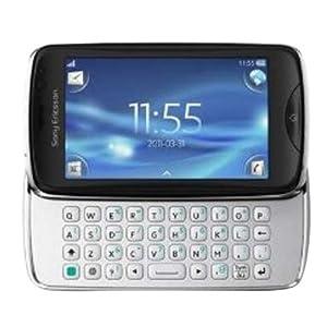 Sony Ericsson CK15i Txt Pro Slide Phone-Black