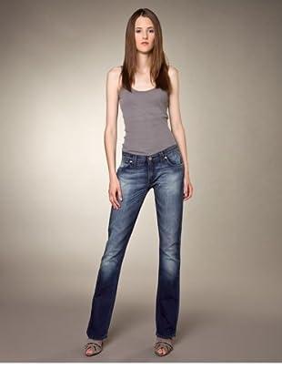 Nudie Jeans Jeans Boot Narrow Slim Bootcut (Blue Used)