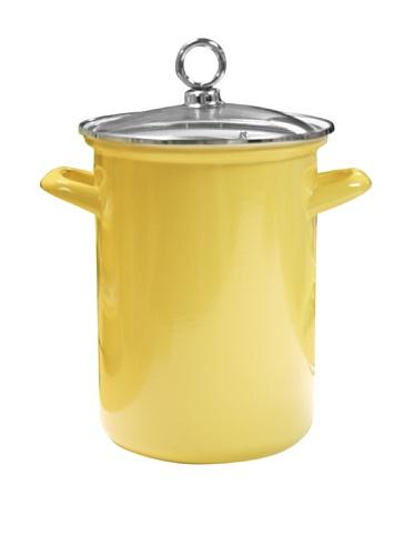 Reston Lloyd Calypso Basics Asparagus/Vegetable Pot (Lemon)
