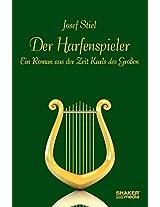 Der Harfenspieler: Ein Roman aus der Zeit Karls des Großen (German Edition)