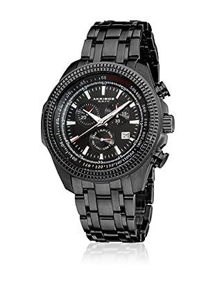 Akribos XXIV Reloj de cuarzo Man AK617BK 48 mm