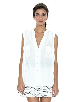 SUCHN Camisa Yuyue (Blanco)