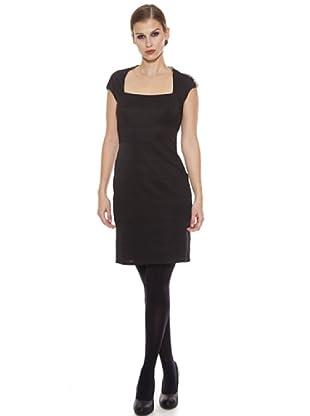 Jotamasge Vestido Voltio (negro)