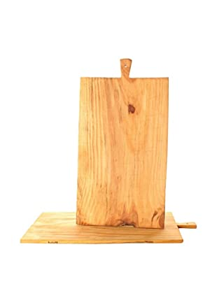 Reproduction Square Bread Board