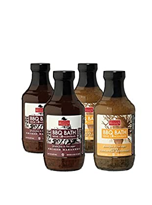 Sweetwater Spice Company Spice Lovers 4-Pack