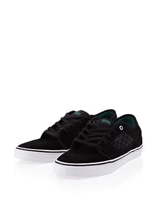 Vans Covert VOYW5QX Herren Sneaker (Schwarz (black/green/silver))
