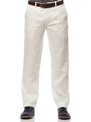 Caramelo Pantalón Vestir (blanco)