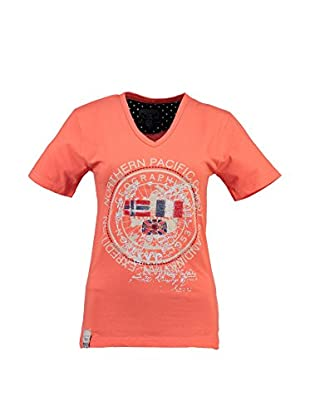 Geographical Norway Camiseta Manga Corta Jashley
