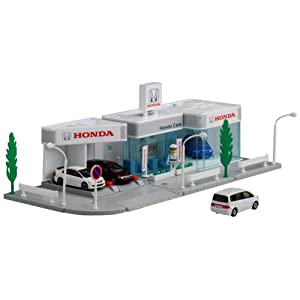 トミカワールド トミカタウン Honda Cars
