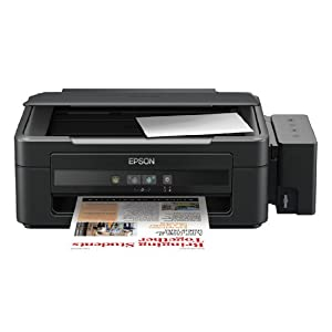 Epson L210 Colour All-in-one Inkjet Printer