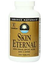 Source Naturals Skin Eternal, 240 Tablets