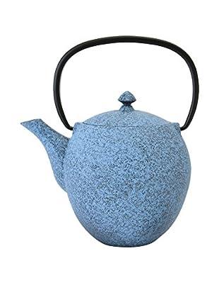 BergHOFF Studio 1.06-Qt. Cast Iron Teapot, Blue