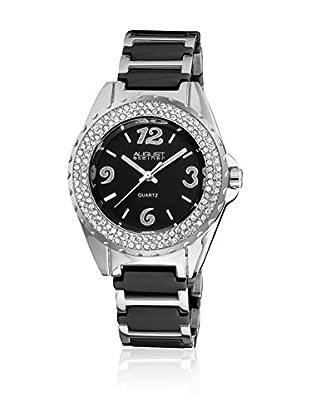 August Steiner Reloj de cuarzo Woman AS8036BK 39 mm