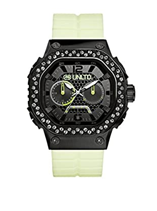 Marc Ecko Orologio al Quarzo Man E18505G1 48 mm